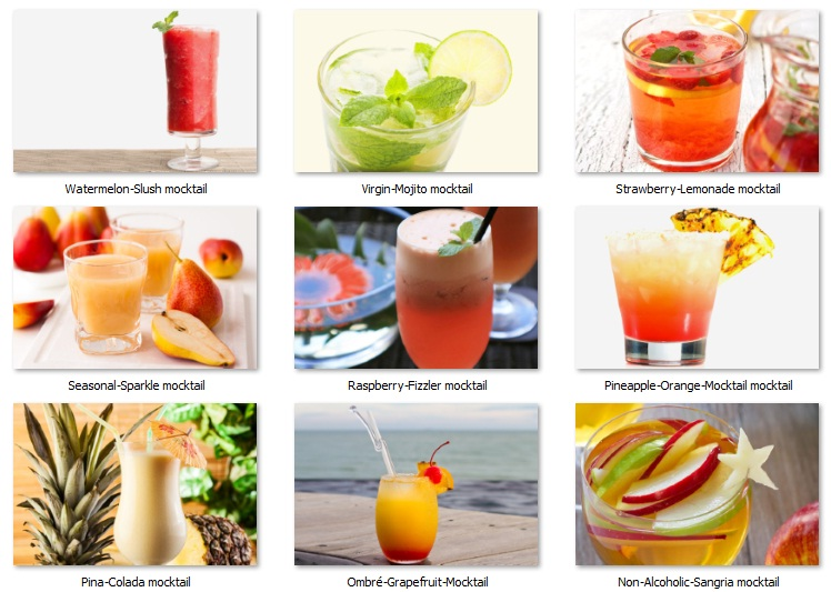 12 simple Party Mocktails Recipe Ideas make party drinks to love